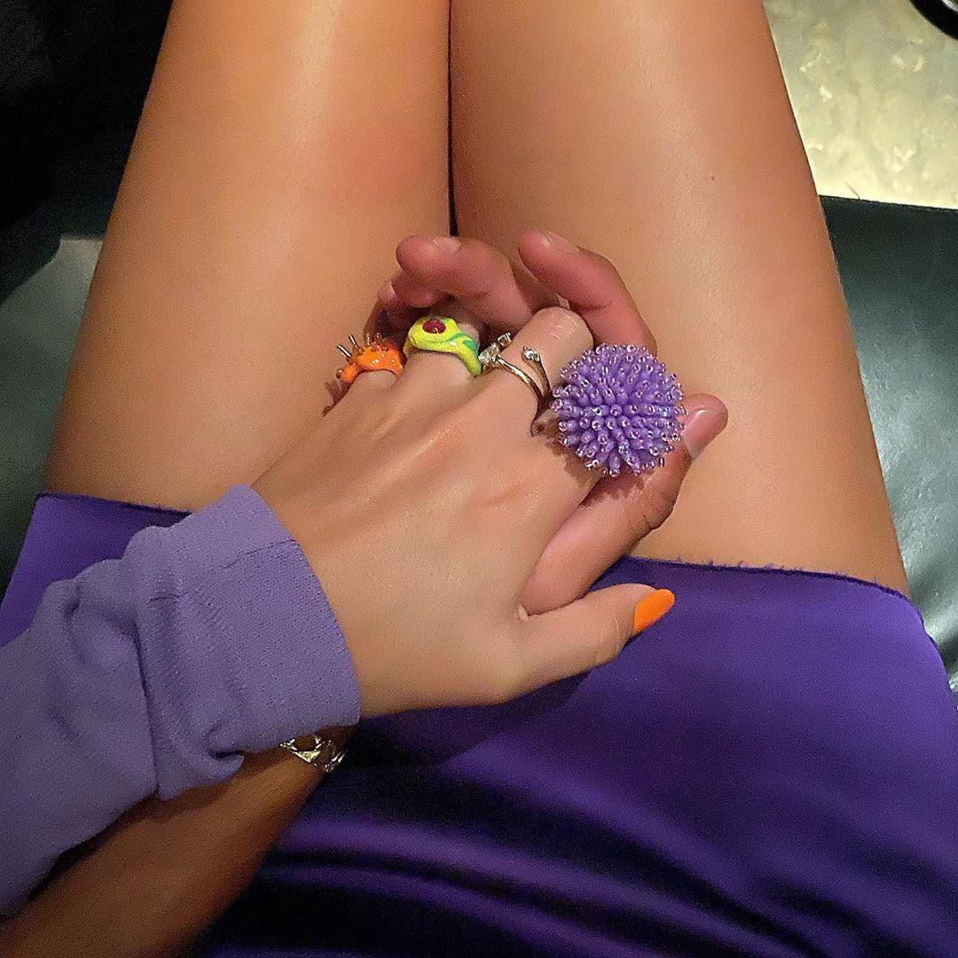 iris law purple