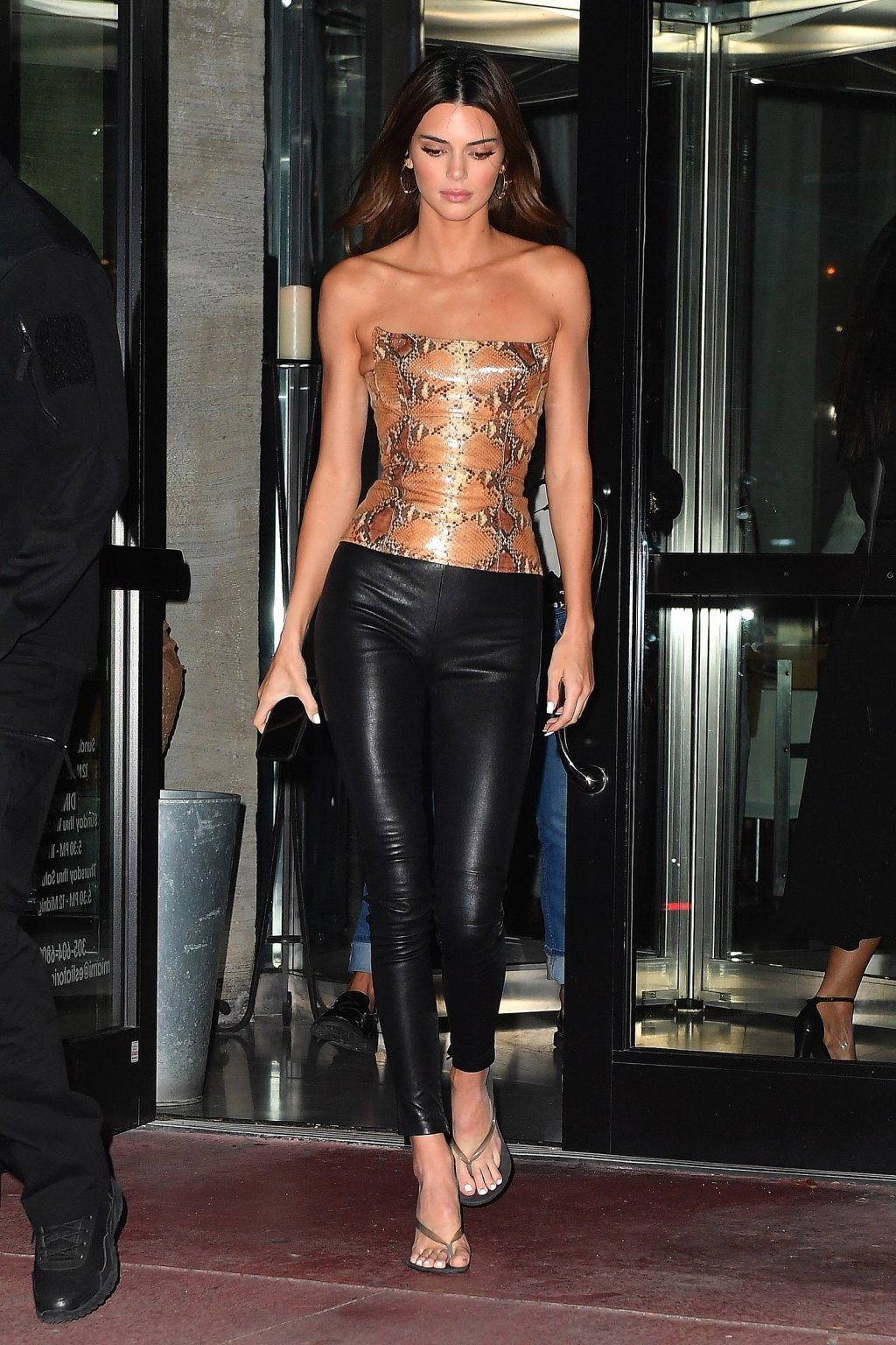 kendall jenner corset