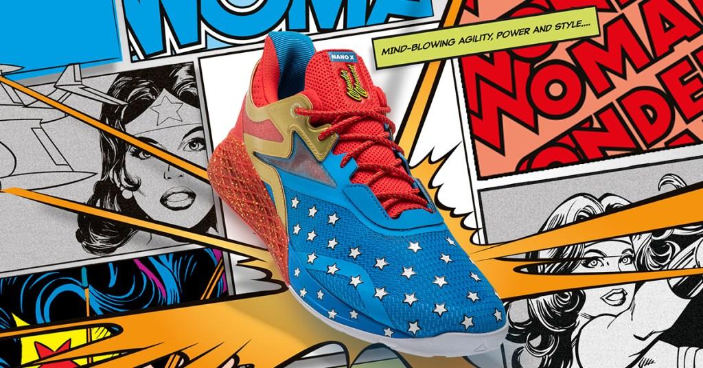 Reebok x Wonder Woman Nano X