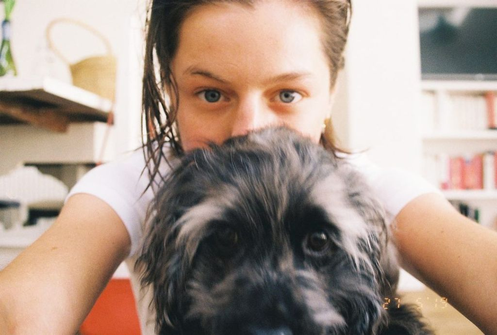 Harry Styles Once Dog Sit 'The Crown' Star Emma Corrin's Dog