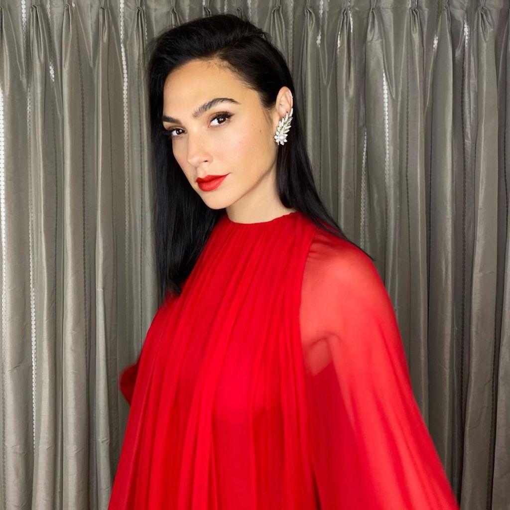 Gal Gadot's Wonder Woman Red Carpet