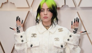 Billie Eilish Doesn't Care If You Don't Like Her Hair