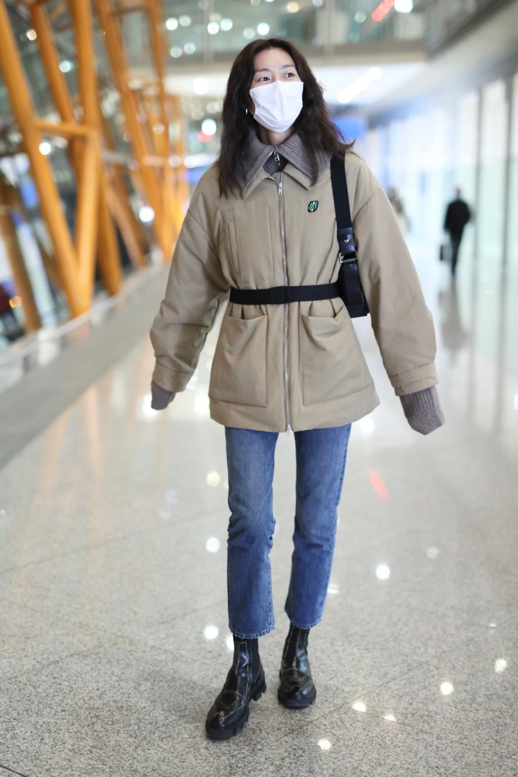 Liu Wen's Best Winter Style