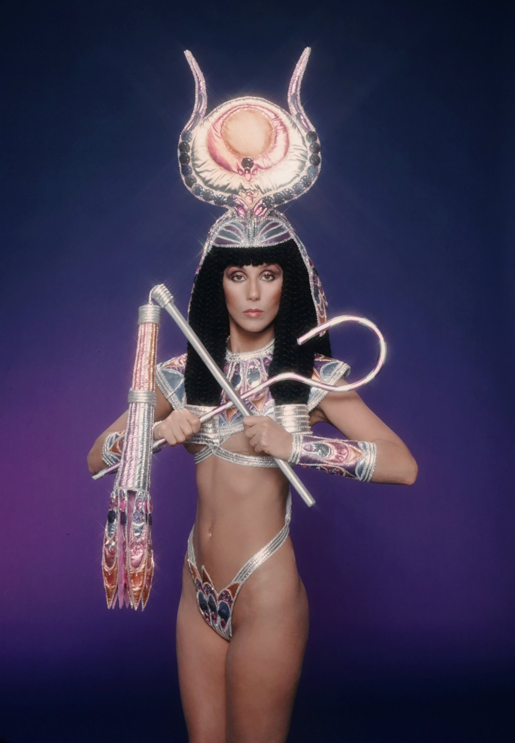 A Celebration Of Cher's 50-Year Love Affair With Statement Headwear