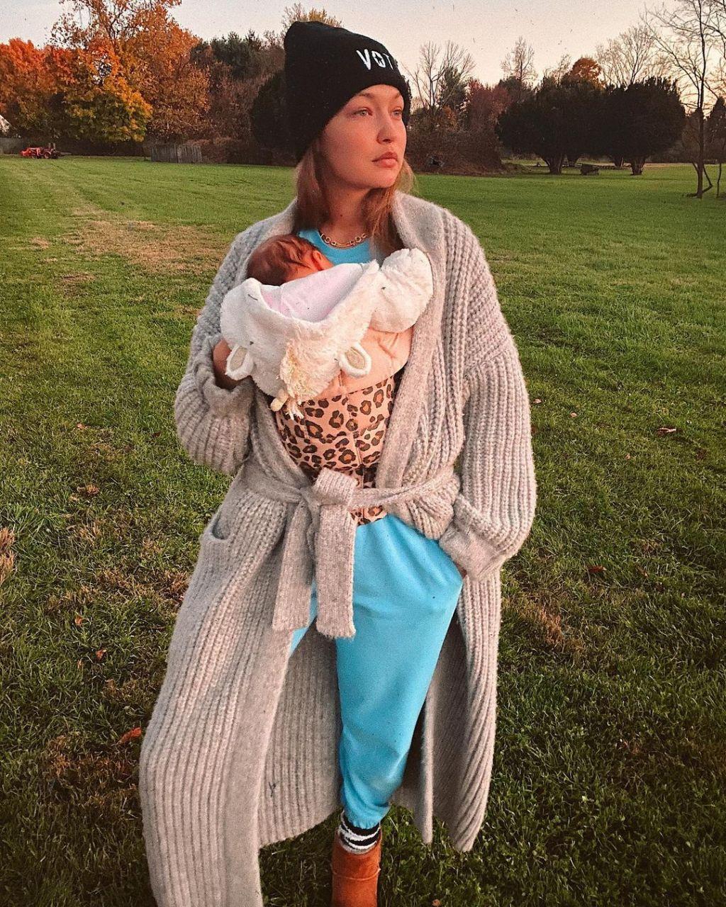 Gigi Hadid baby name