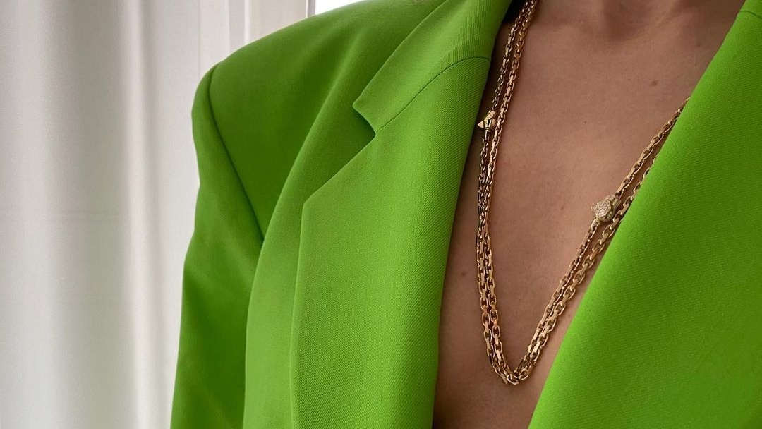 9 Gold Chains To Shop From Our Favourite Influencers - Grazia