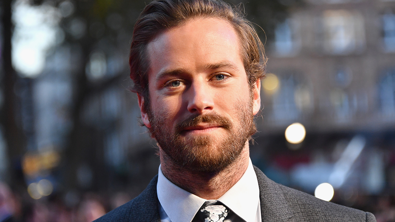 Is Armie Hammer a Cannibal? Unpacking the Allegations - Grazia