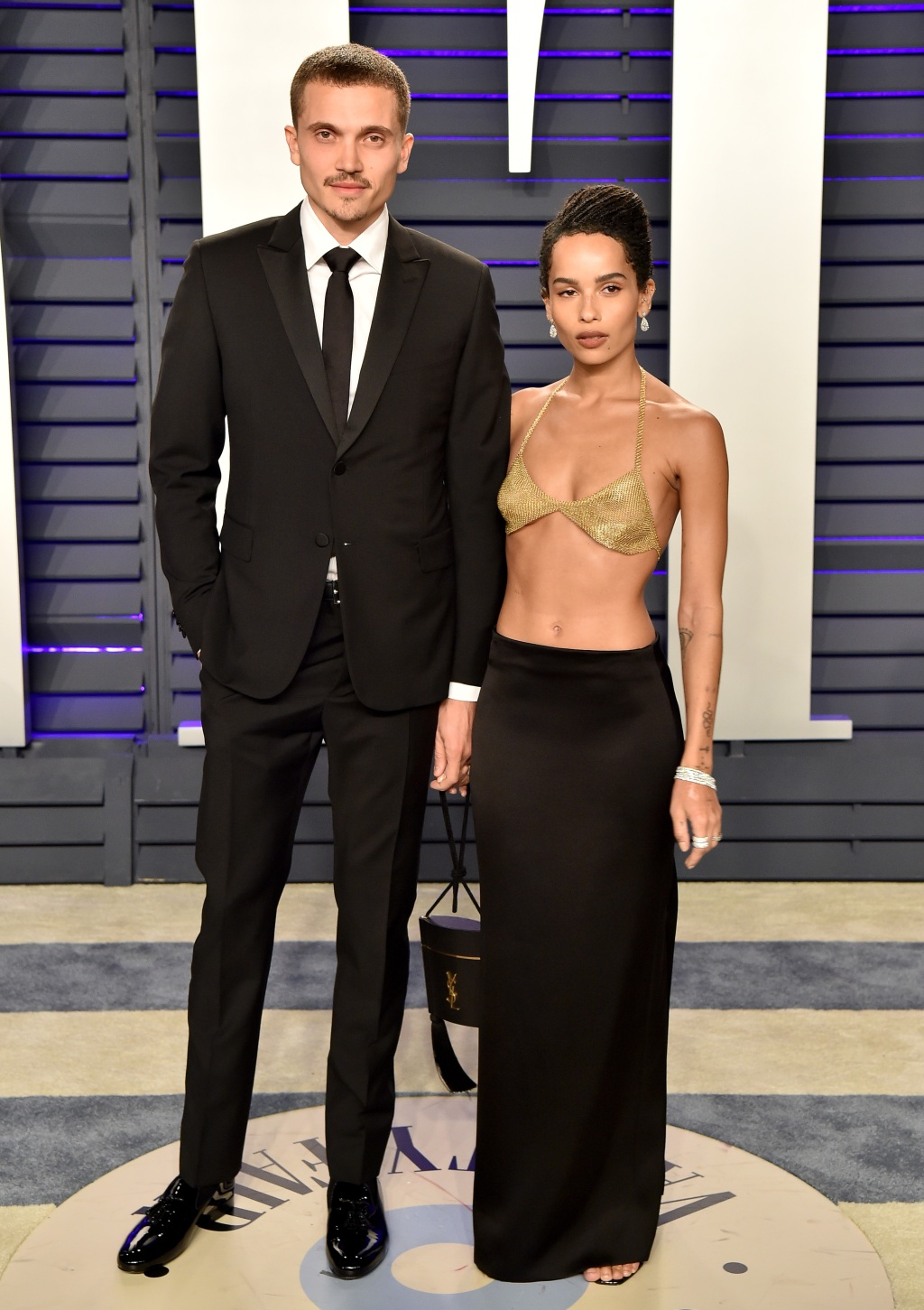 Zoe Kravitz Files For Divorce From Karl Glusman