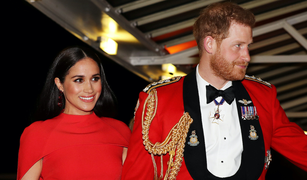 It Was Prince Harry Who Wanted To Move Away From Royals, Not Meghan Markle