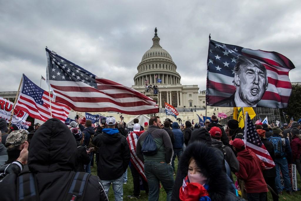 aoc riot impeachment