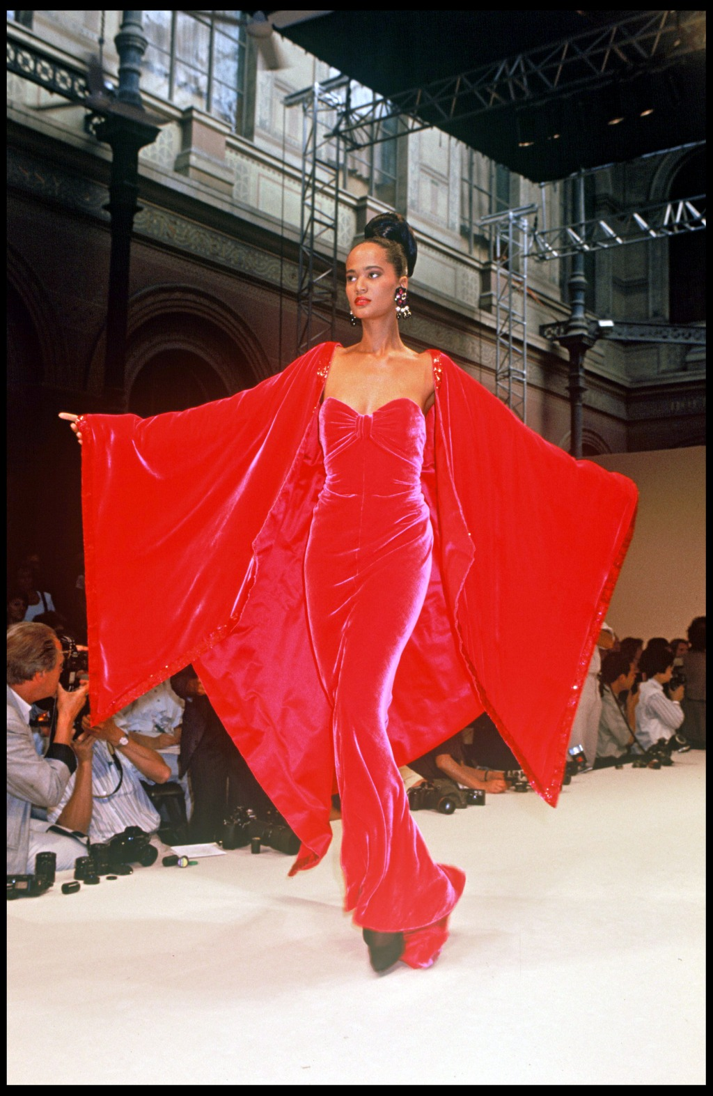 haute couture most iconic 90s moments