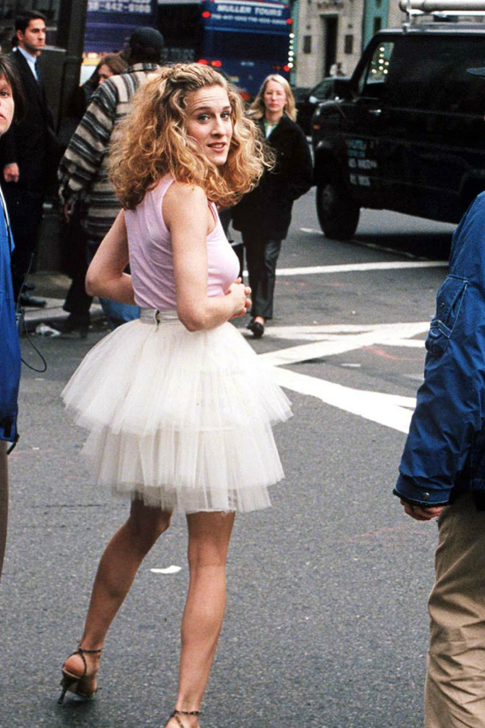 Sarah Jessica Parker SATC Sex and the City