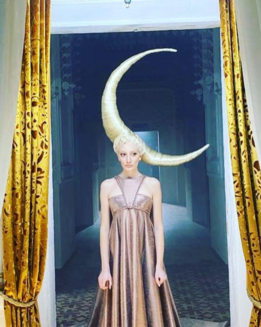 Dior SS21 haute couture