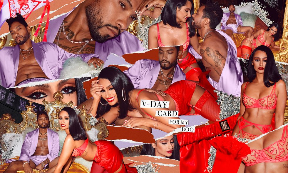 Savage x Fenty Valentine's Day Rihanna