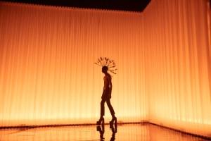 Harris Reed London Fashion Week Debut 2021