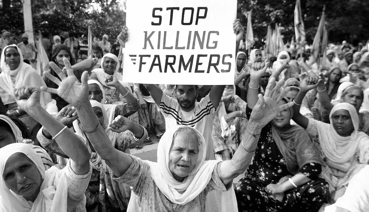Farmer's Protests In India: What's Happening And How You Can Help