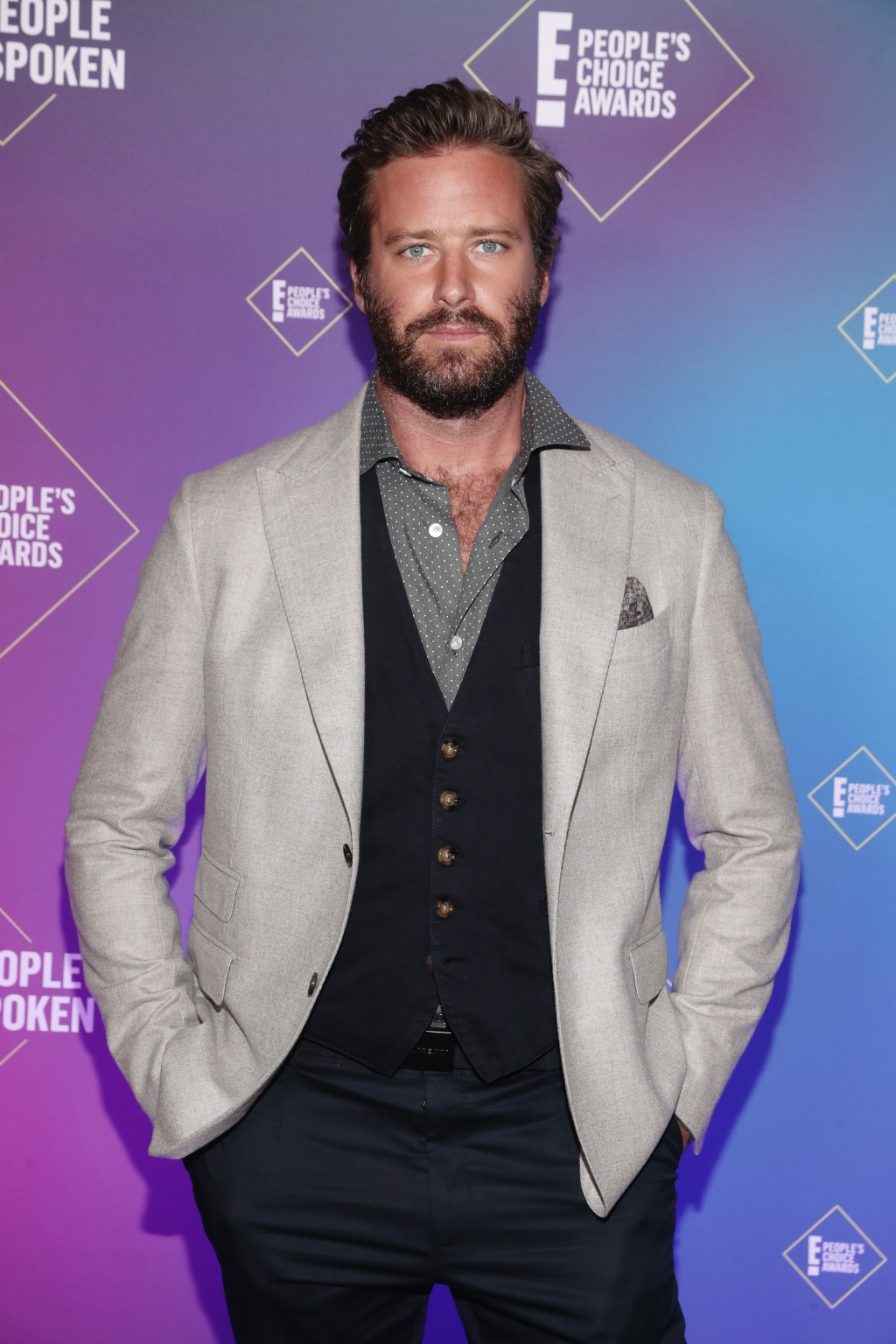 armie hammer story