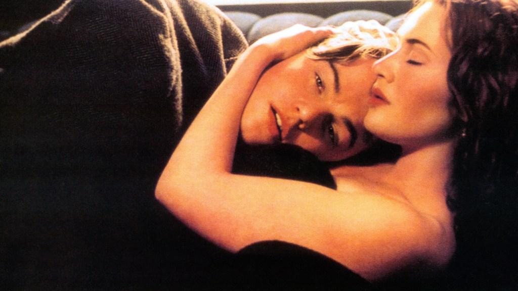 Titanic Kate Winslet Leonardo DiCaprio