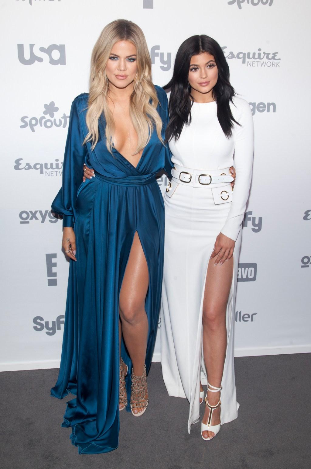 Khloe Kardashian Kylie Jenner