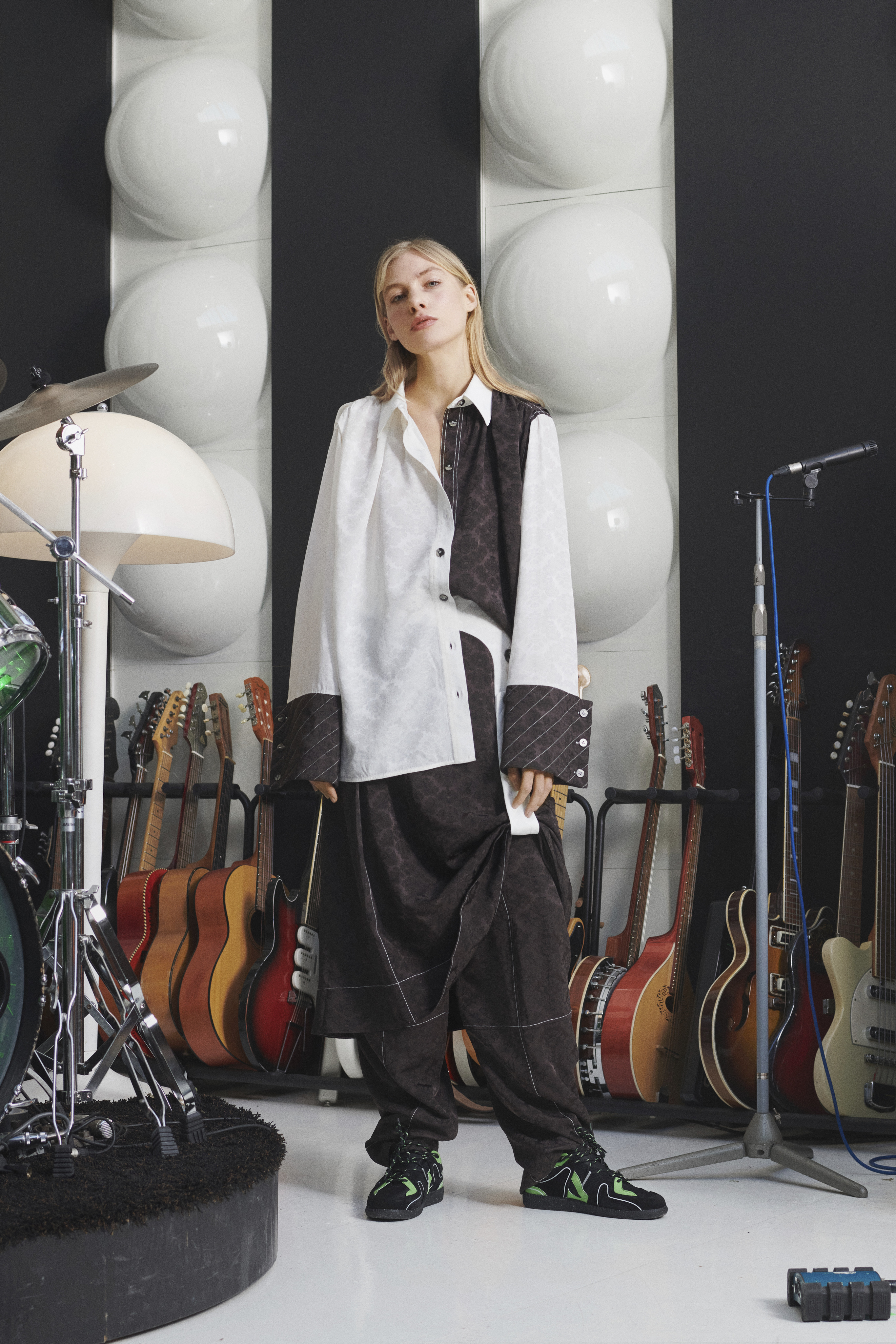 Music And Fashion Meet For A Joy-Filled Ganni Show In Copenhagen
