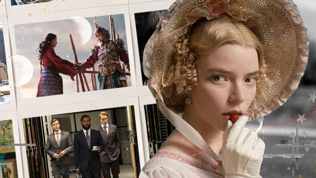 Oscars nominations shortlist