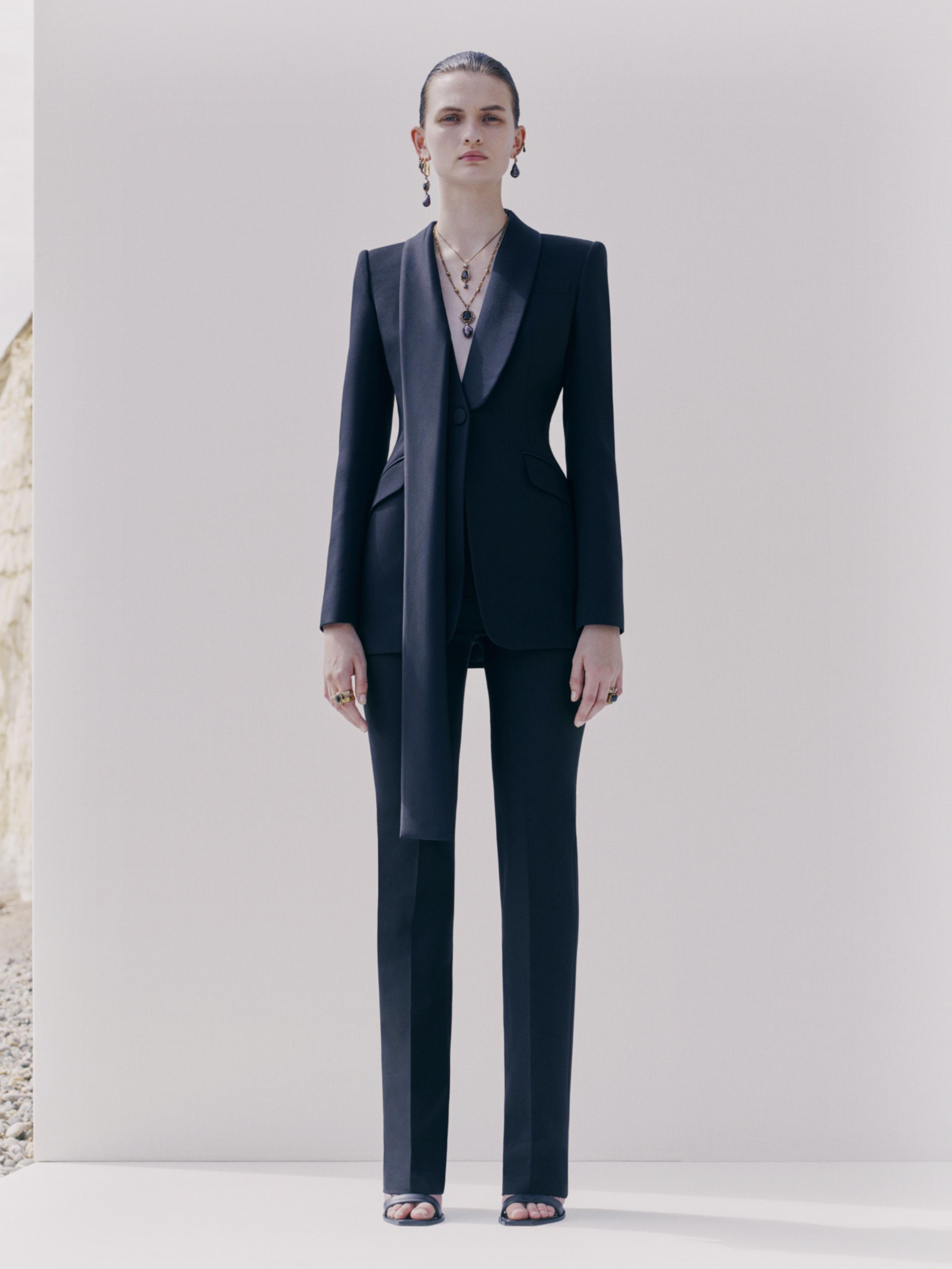 Alexander McQueen Pre Spring Womenswear 2021