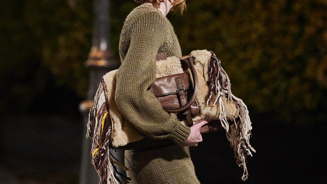 Gabriela Hearst Brought This Iconic Chloé Bag Back For Fall 2021 - Grazia
