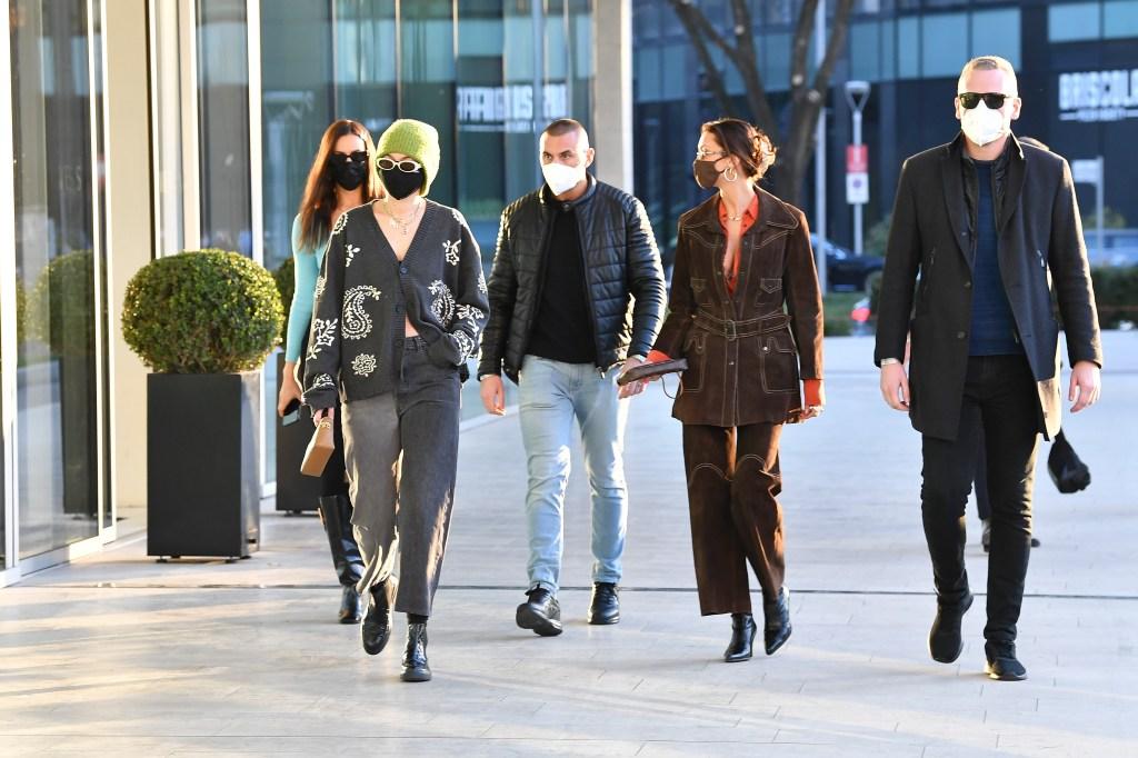 milan fashion week 2021 street style