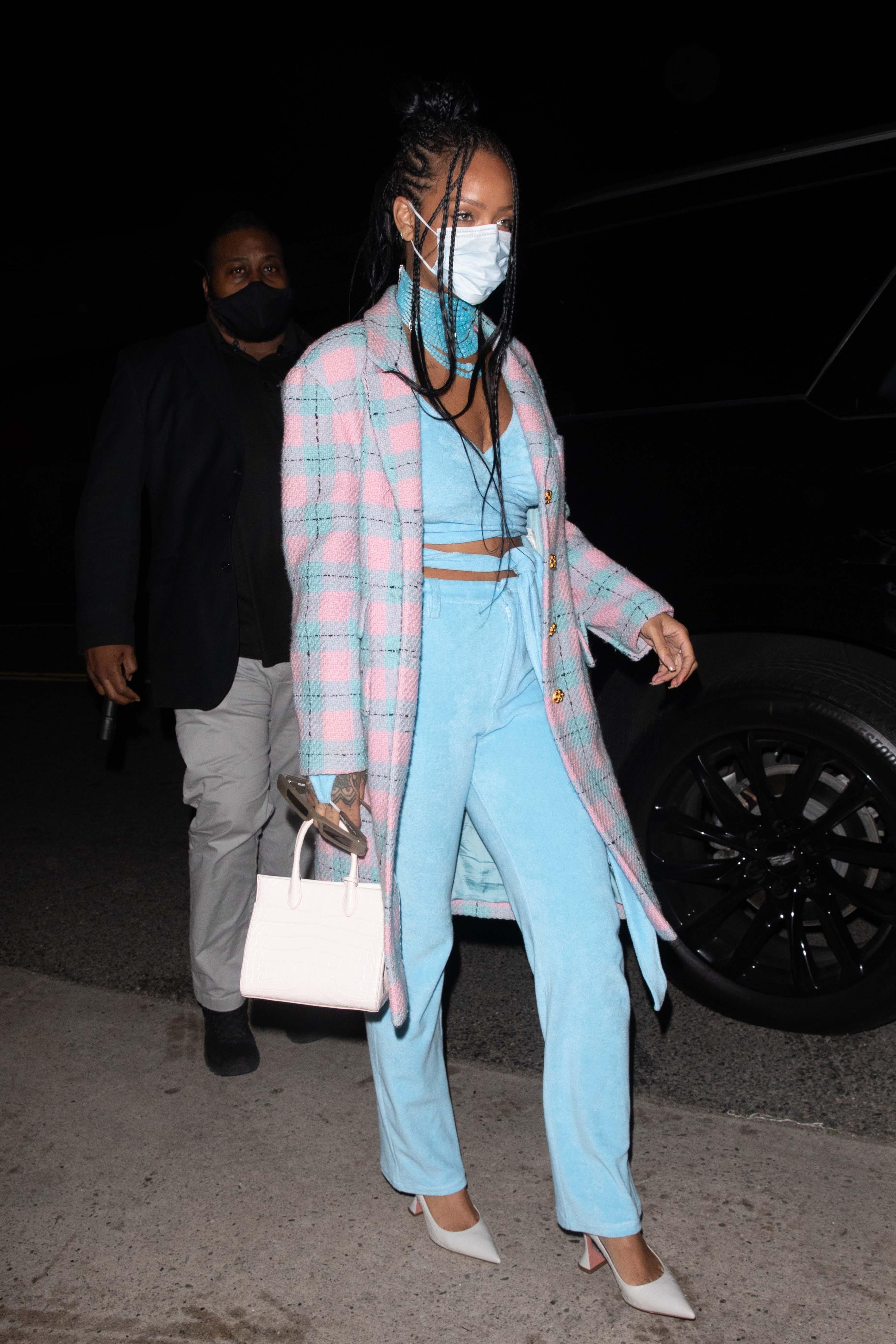 Rihanna Style 2021