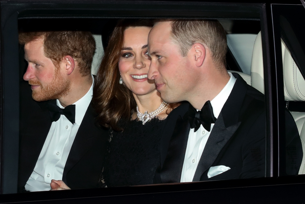 Kate Middleton Prince Philip Funeral Jewellery