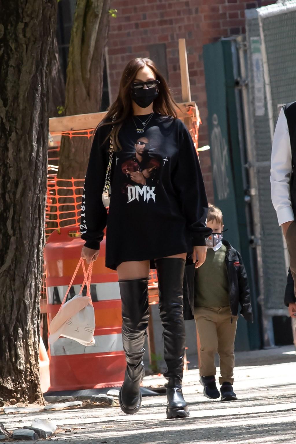 Are Irina Shayk And Kanye West Dating