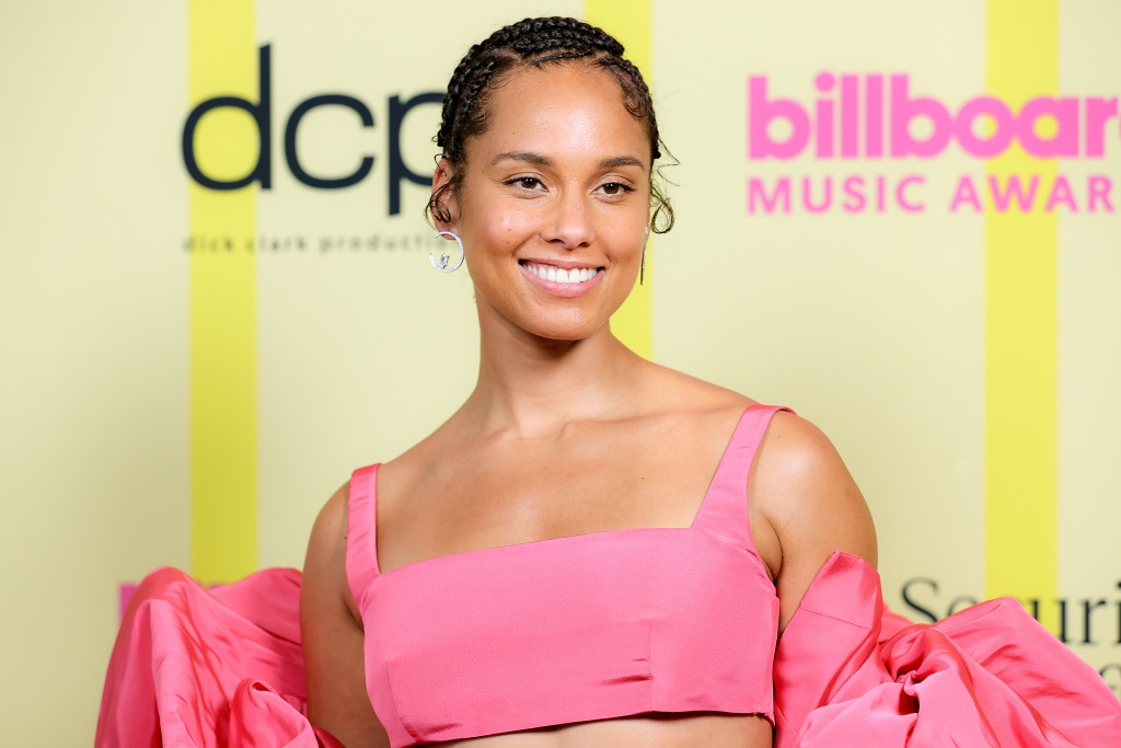 2021 Billboard Music Awards Alicia Keys Michelle Obama