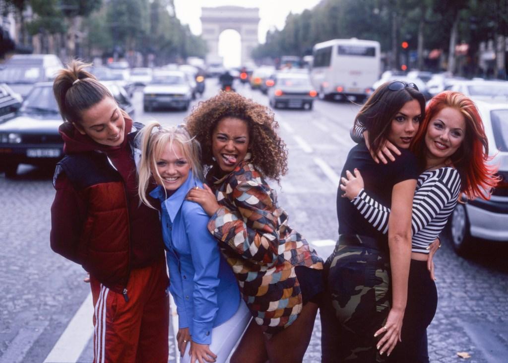 Spice Girls Spice World Tour