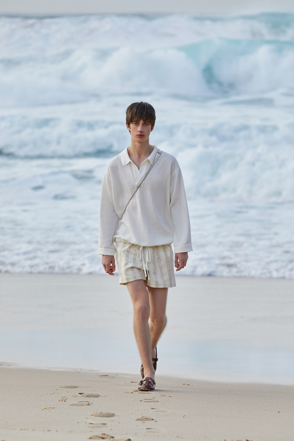 Commas Australian Fashion Week Debut 2021