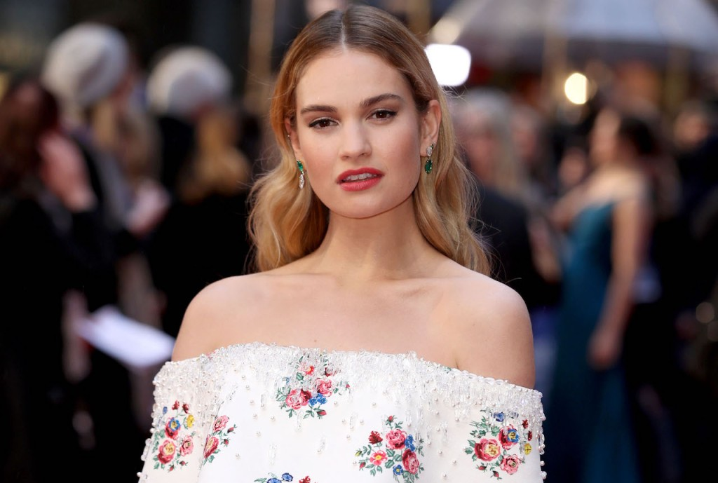 lily james pamela anderson body workout exercise
