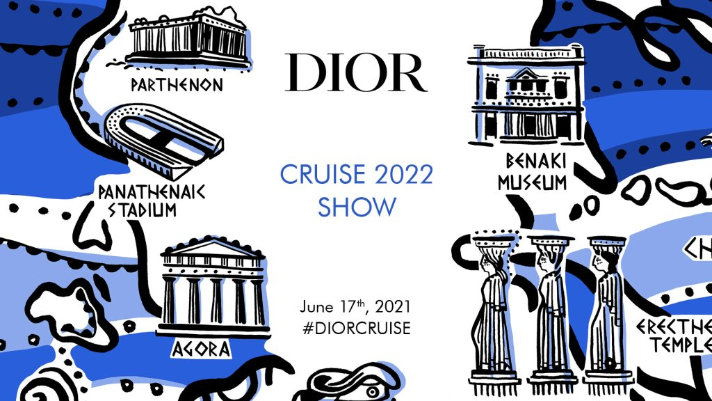 Dior Cruise 2022