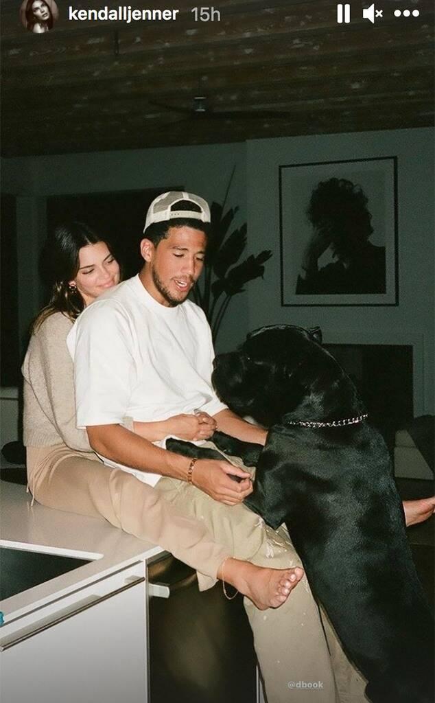 Kendall Jenner relationships