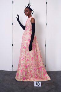 Balenciaga Fall Winter 2022 Haute Couture