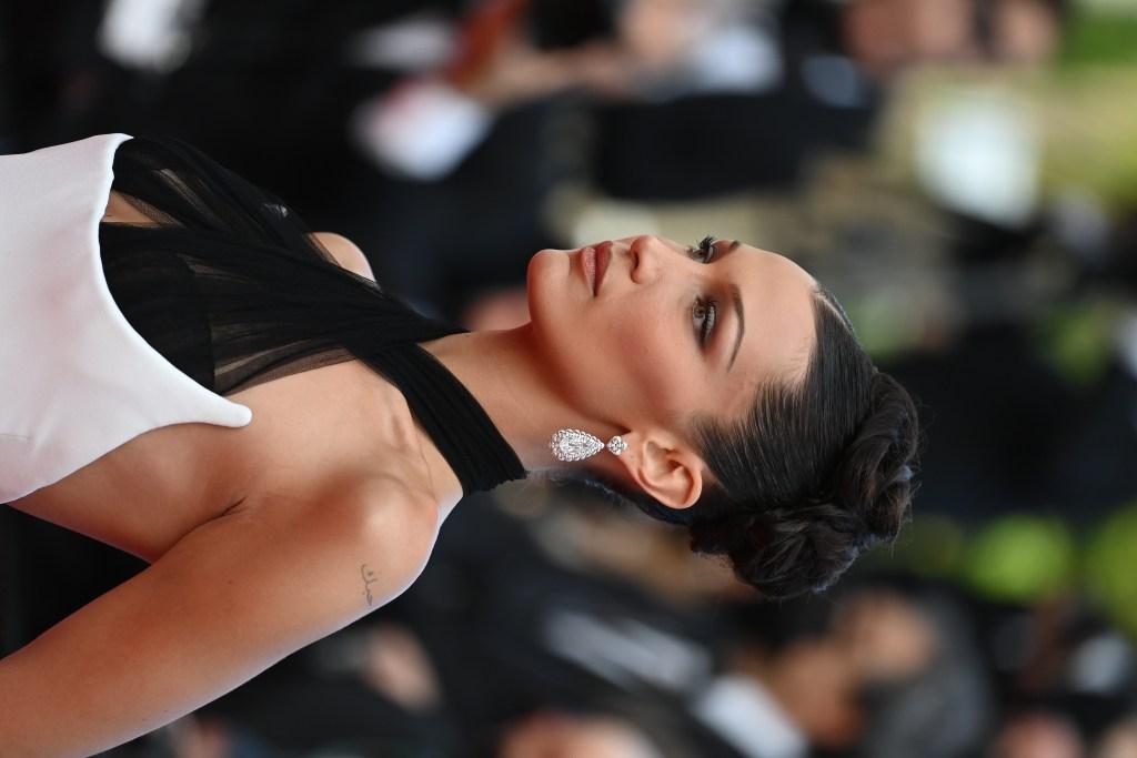 Bella Hadid Cannes Film Festival