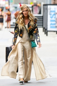 Sarah Jessica Parker And Just Like That