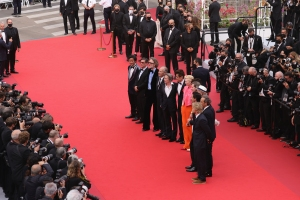 Tilda Swinton Cannes