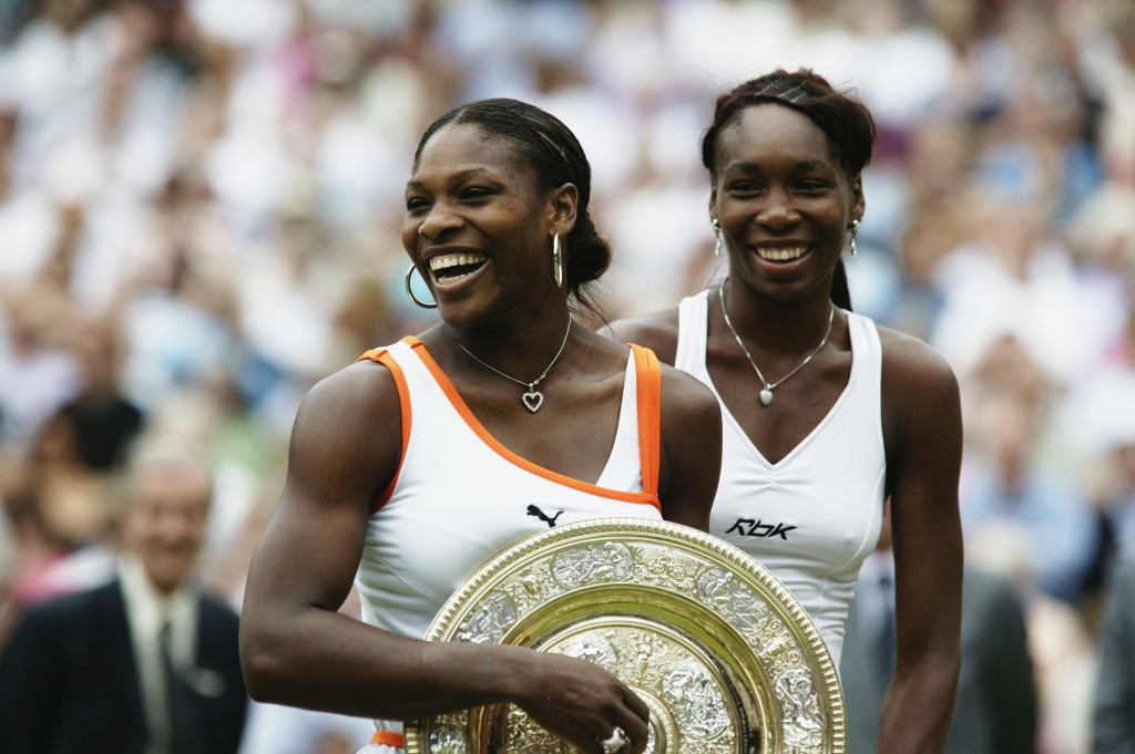 Serena Williams Venus William King Richard film