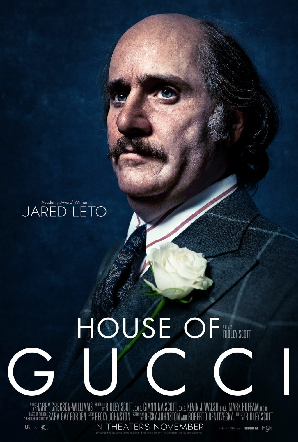 House of Gucci Jared Leto