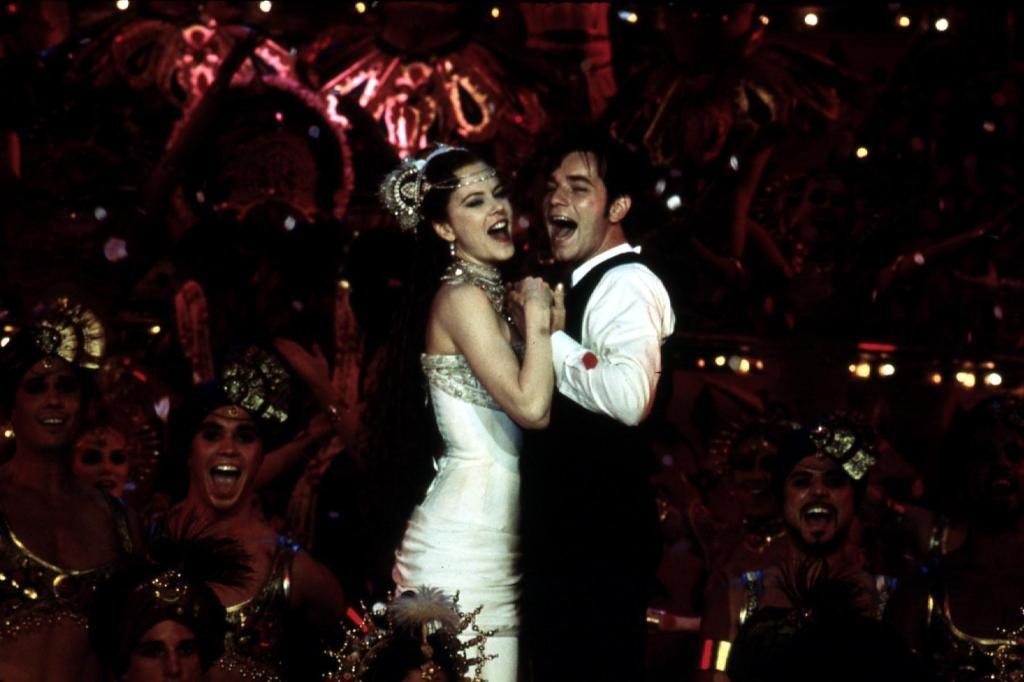 Moulin Rouge Nicole Kidman