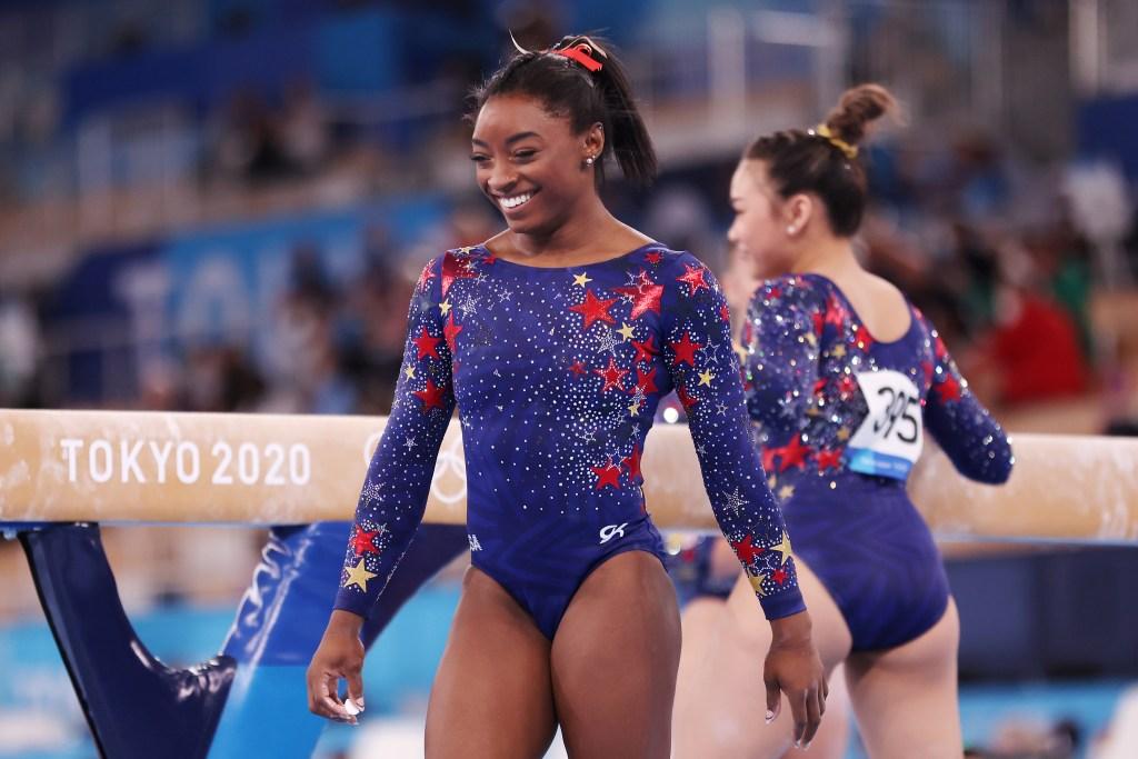 Simone Biles Tokyo 2020 Olympic Games