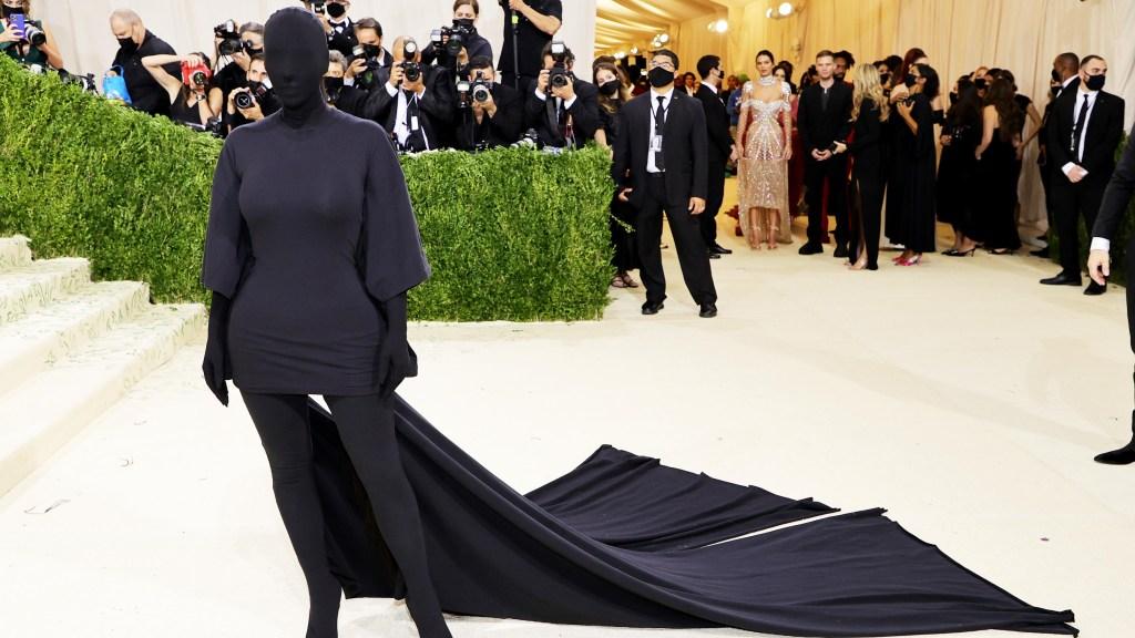 Kim Kardashian, Met Gala, Balenciaga