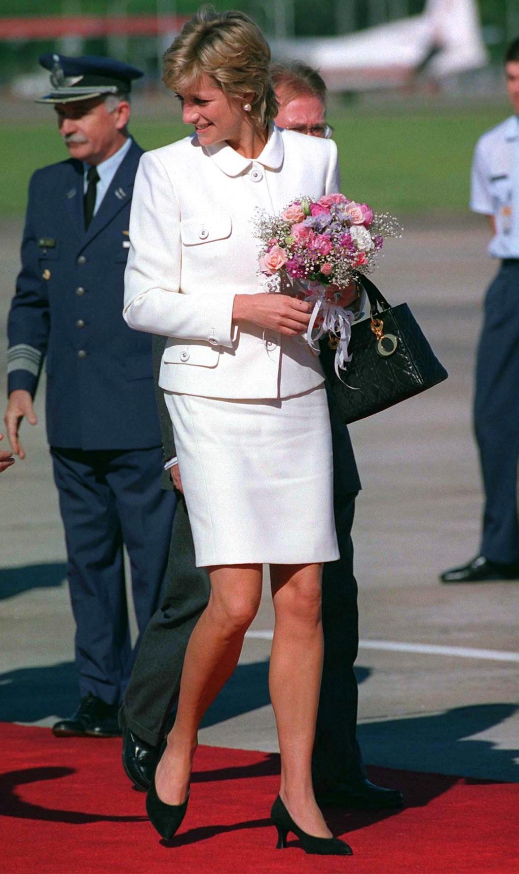 Princess Diana Dior bag