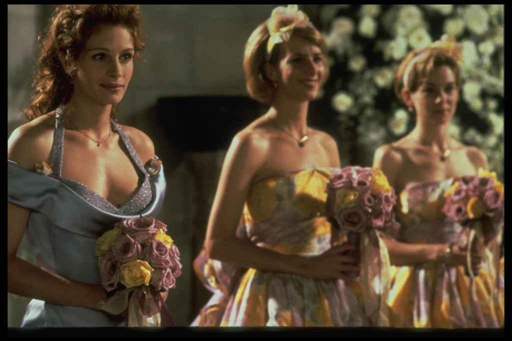 Julia Roberts My Best Friend's Wedding