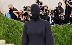 Kim Kardashian, Balenciaga, Met Gala