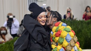 Balenciaga, Met Gala, Rihanna, A$AP Rocky